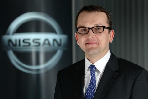 Nowy szef polskiego oddziału Nissan Sales Central & Eastern Europe