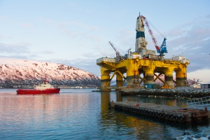 Norweski Szelf Kontynentalny wyeksploatowany blisko w połowie