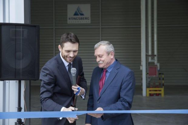 Konsberg rozbudowuje fabrykę w Pruszkowie