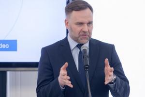Dawid Jackiewicz podsumował 10 miesięcy w MSP