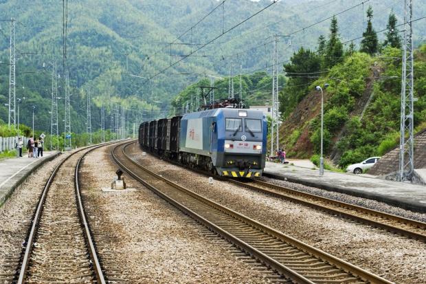 W Chinach transport drogowy także odbiera towary kolei