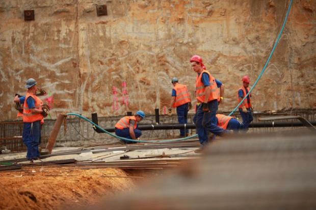 Rynek budowlany w Polsce rośnie szybciej od statystyk