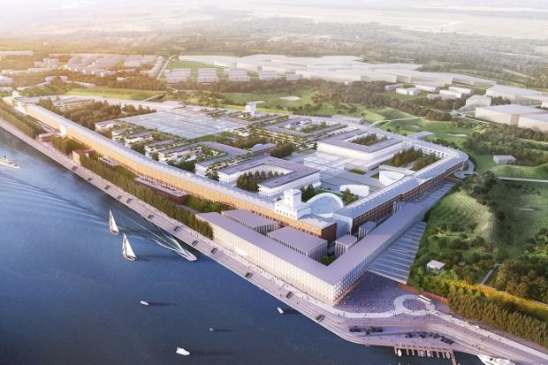 Do 2020 r. Twierdza Modlin ma stać się inteligentnym miastem