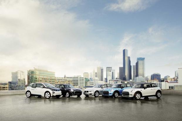 BMW rozbudowuje tzw. carsharing