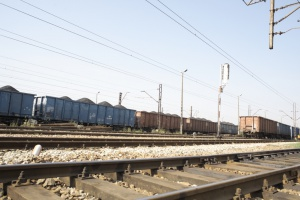 Zła passa kolejowego cargo
