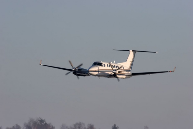 Rośnie popularność leasingu na firmowe samoloty