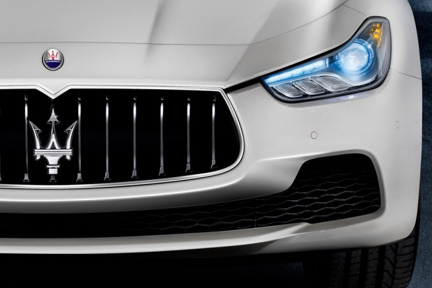 Drobna przypadłość niektórych Maserati