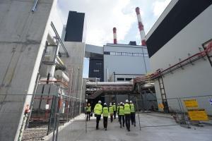 Elektrobudowa finiszuje z blokiem dla Tauronu w Tychach