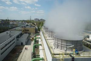 Po zakończeniu przedsięwzięcia udział ciepła produkowanego w kogeneracji w stosunku do całkowitej produkcji dla systemu ciepłowniczego Tychów będzie wynosił nie mniej niż 75 proc. Fot. PTWP (Michał Oleksy)