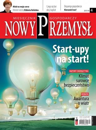 Magazyn Gospodarczy Nowy Przemysł 4/2016
