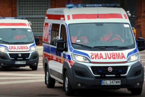 Flota ambulansów na bazie Ducato dla łódzkich ratowników