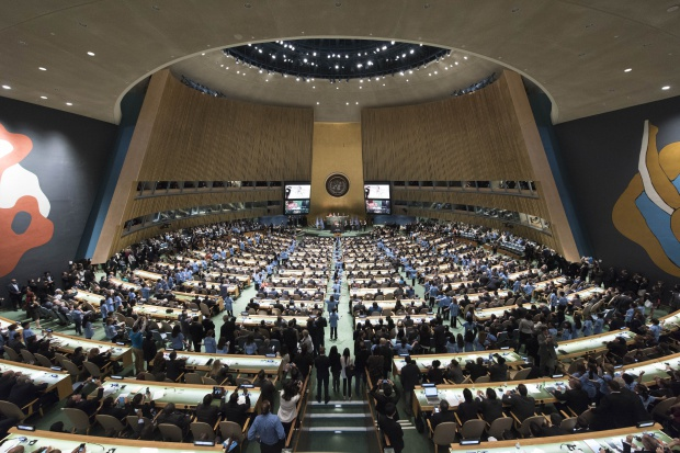 Porozumienie klimatyczne podpisane, teraz czas na ratyfikację