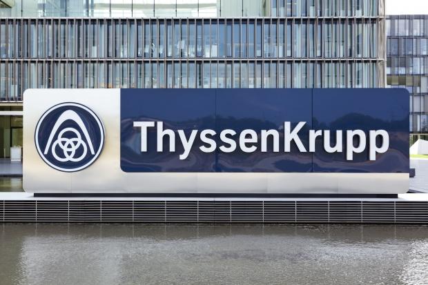 ThyssenKrupp inwestuje w kuźnię Homburg