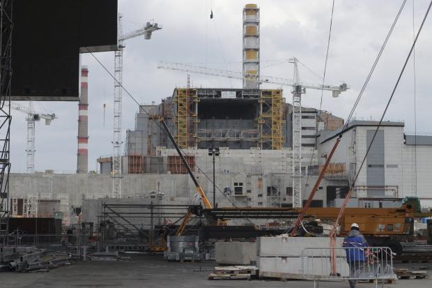 30 lat po Czarnobylu powstają zabezpieczenia na następne stulecie