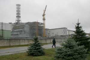 Czarnobyl - widok z 2006 r. Fot. Shutterstock.com