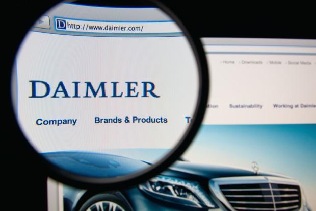 Ponad milion aut Daimlera nie spełnia norm emisji spalin?
