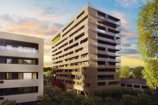 PTB Nickel wybuduje osiedle z wieżowcem