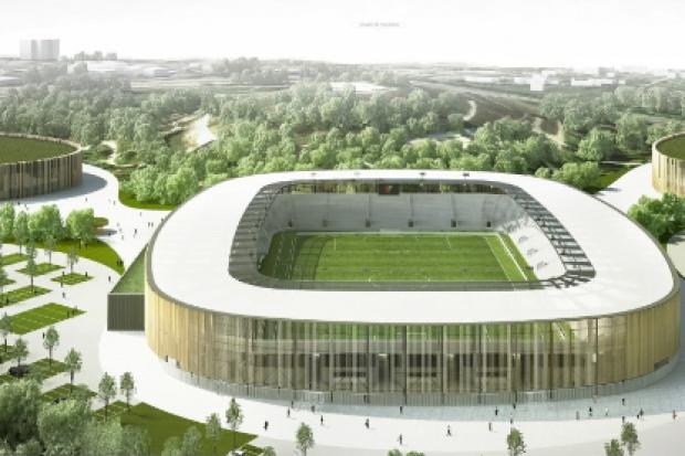 Mieszkańcy Sosnowca za nowym stadionem, halą i lodowiskem