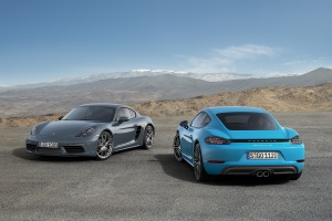 Porsche z nowym rekordem sprzedaży