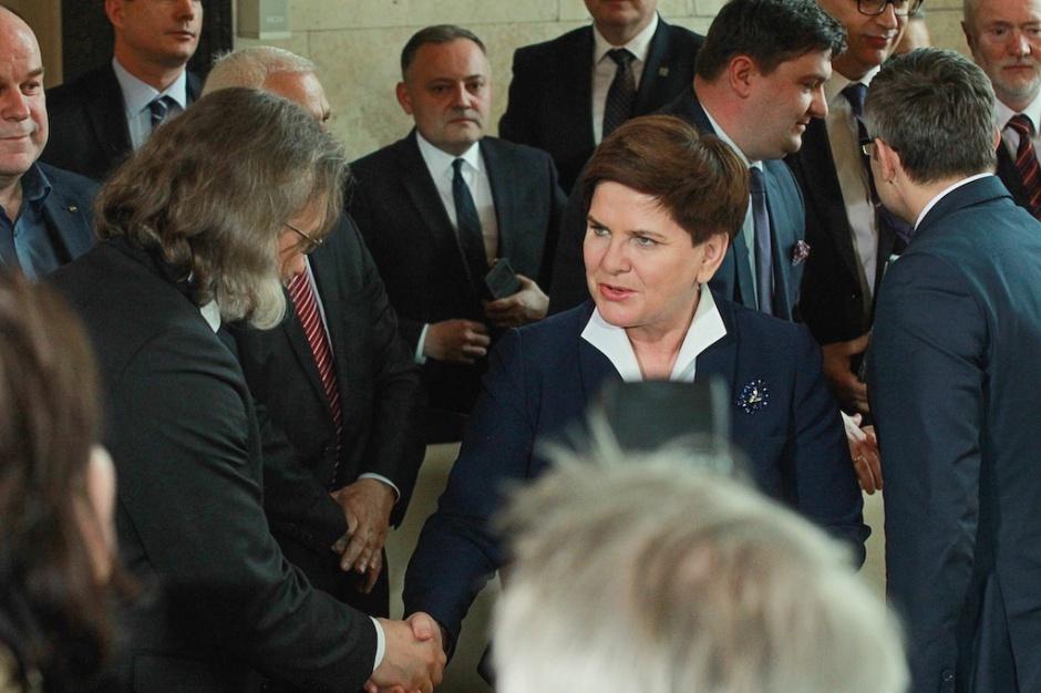 Zdjęcie numer 10 - galeria: Porozumienie ws. PGG podpisane. Premier: to wzmocnienie bezpieczeństwa energetycznego
