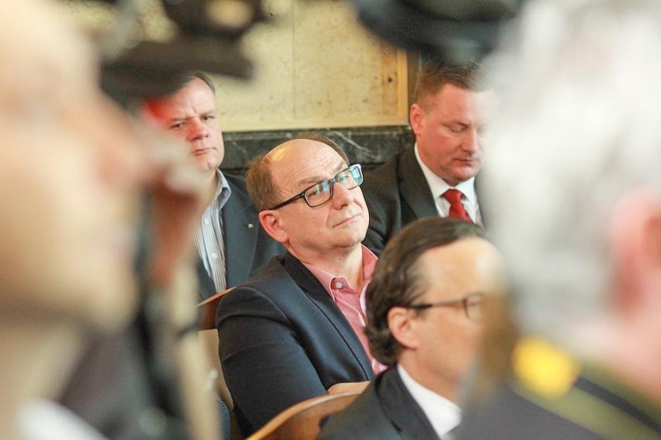 Zdjęcie numer 13 - galeria: Porozumienie ws. PGG podpisane. Premier: to wzmocnienie bezpieczeństwa energetycznego