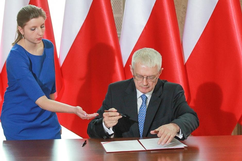 Jerzy Podsiadło, prezes Węglokoksu