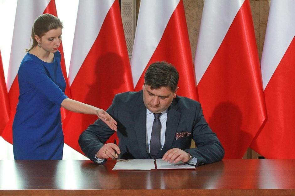 Zdjęcie numer 5 - galeria: Porozumienie ws. PGG podpisane. Premier: to wzmocnienie bezpieczeństwa energetycznego