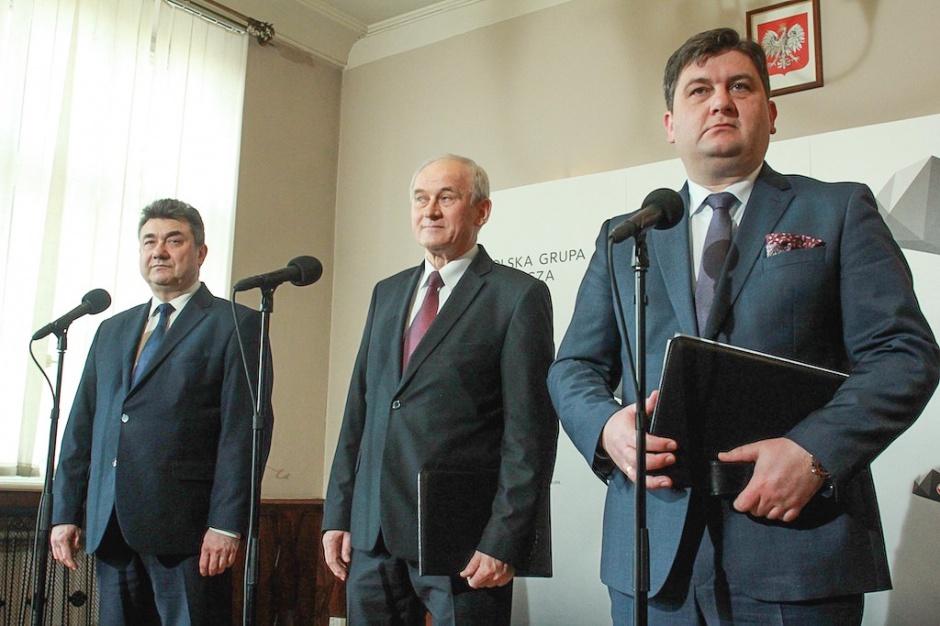 Zdjęcie numer 9 - galeria: Porozumienie ws. PGG podpisane. Premier: to wzmocnienie bezpieczeństwa energetycznego