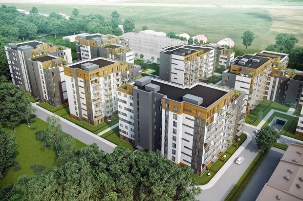 Atal buduje kolejne mieszkania w Katowicach