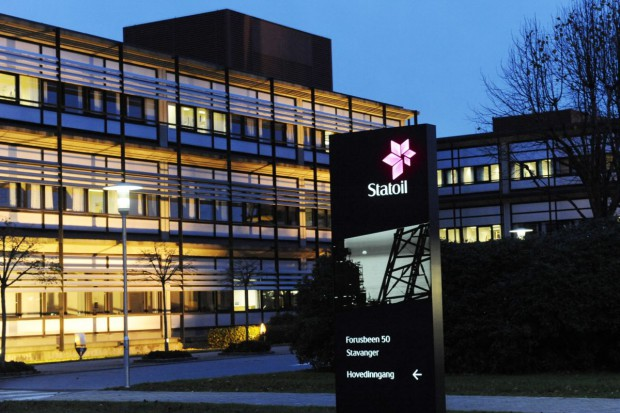 Ponad 600 mln dol. zysku Statoila w I kwartale