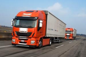 IVECO w Truck Platooning Challenge