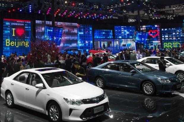 Chińskie hybrydy Toyoty