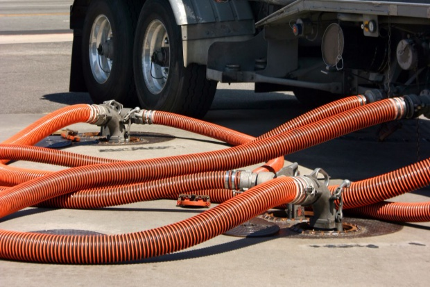 Rozbita grupa oszustów paliwowych