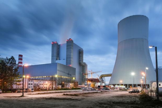 Blok w Elektrowni Kozienice zaawansowany w 90 proc.