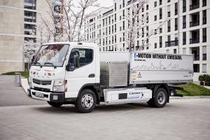 Niemcy: pierwszy test flotowy ciężarówek bezemisyjnych