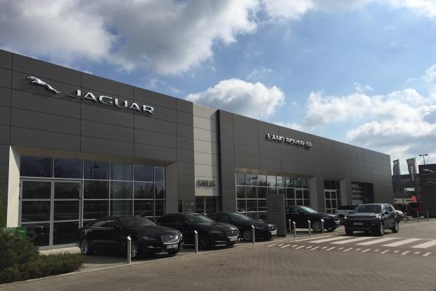 Dealerstwo Jaguar Land Rover wg europejskich standardów