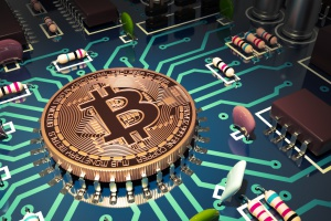 Bitcoin w ciągu roku wzrósł o 900 proc.