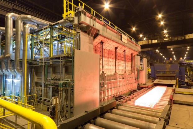 Vitkovice Steel zmodernizowała piec