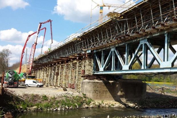 Polskę i Niemcy połączy w 2016 r. nowy most kolejowy
