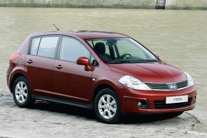 Akcja serwisowa dla Nissana Tiida