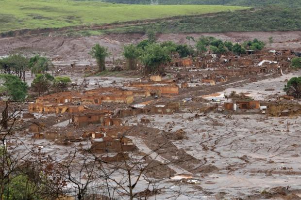 Brazylia chce 43 mld USD od Samarco za wyciek