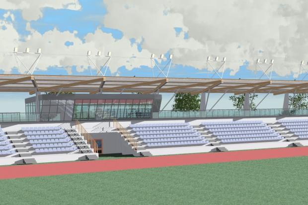 Budimex i Tamex rozbudują stadion w Lublinie
