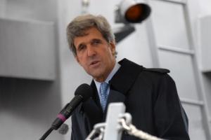 John Kerry uspokaja: cele klimatyczne USA nie mogą być podważone