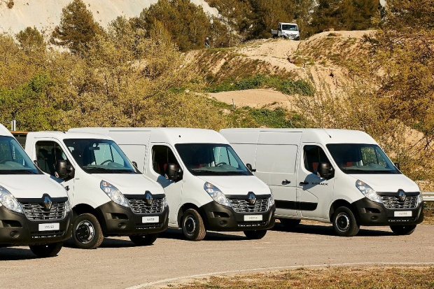 Krótka akcja serwisowa Renault Master