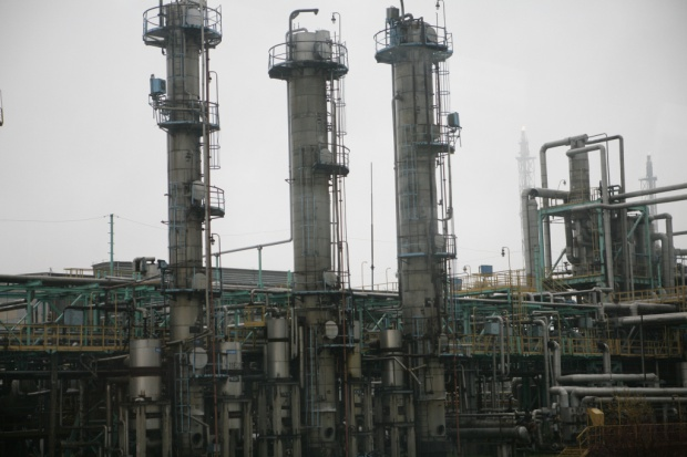 Marża rafineryjna Orlenu lekko w górę