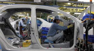 Toyota wznawia produkcję we wszystkich fabrykach w Japonii