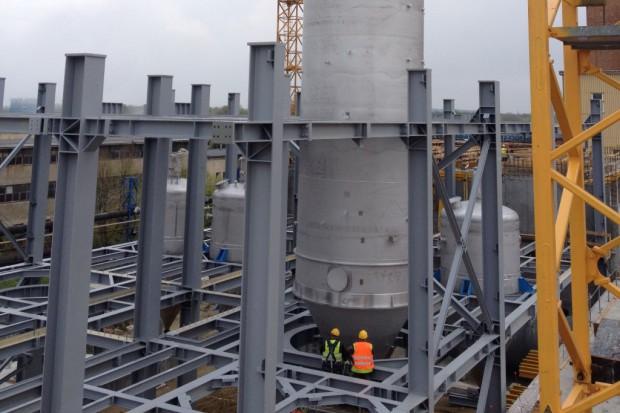 Eiffage do końca 2016 r. wybuduje instalację dla Grupy Azoty