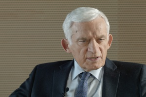 Prof. Jerzy Buzek: największym problemem Europy jest teraz kryzys migracyjny