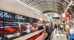 Nowy rekord w przewozach dalekobieżnych Deutsche Bahn
