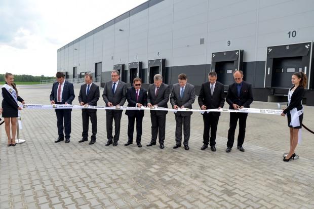 Otwarto pierwszą halę Waimea Logistic Park Korczowa